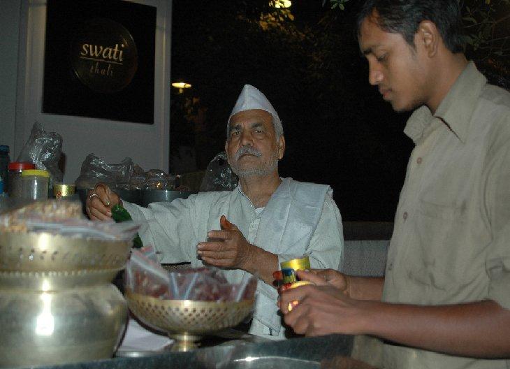 Swati Paan Bhandaar - Jainarayan Nag, Ahmedabad / Mumbai