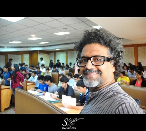 At the inaugural session of TYE 2013 @ IIT Delhi