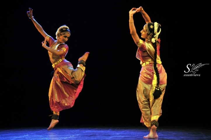 Kuchipudi performance by Amrita Lahiri, mentored by Odissi Guru Sharmila Biswas