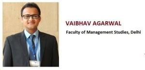 Vaibhav Agarwal, FMS