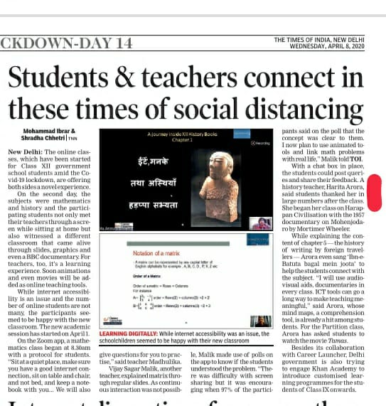 Times of INdia 2020-04-08 at 8.28.44 AM